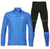 Asics Silver Lite Show костюм для бега мужской синий - 1