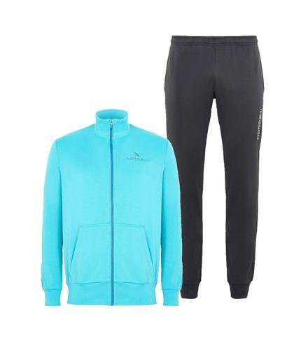 Nordski Zip Cuff спортивный костюм мужской dark breeze-grey