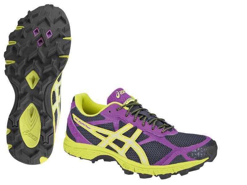 Кроссовки для бега ASICS GEL-FUJI Fell Racer 2 женские - 2