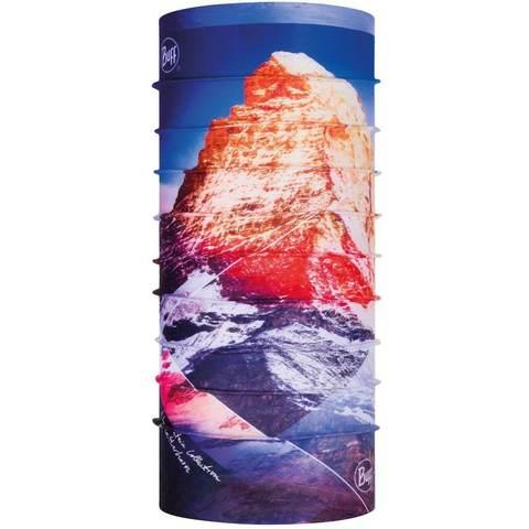 Buff Mountain Collection Original Matterhorn Multi многофункциональная бандана синяя-красная