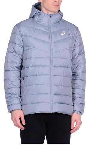 Asics Padded Jacket утепленная куртка мужская серая