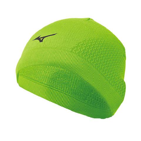 Mizuno Breath Thermo Pip шапка зеленая