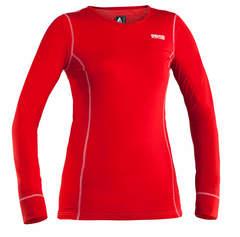 Термобелье футболка 8848 Altitude SAHANNAH женская RED
