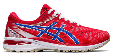 Asics Gt 2000 8 беговые кроссовки мужские красные
