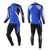 Лыжный комбинезон Noname Keep XC suit, blue-black - 1