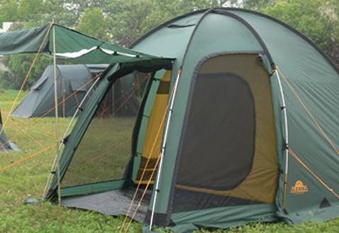 Alexika Ground Sheet for Minnesota 3 дно под тамбур палатки