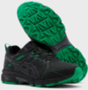 Asics Gel Venture 7 кроссовки-внедорожники для бега мужские черные-зеленые - 4