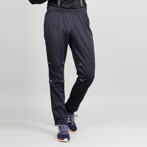Nordski Premium разминочный лыжный костюм мужской breeze-black