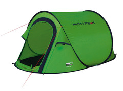 High Peak Vision 2 туристическая палатка двухместная
