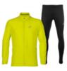 Asics Running Silver костюм для бега мужской желтый - 1
