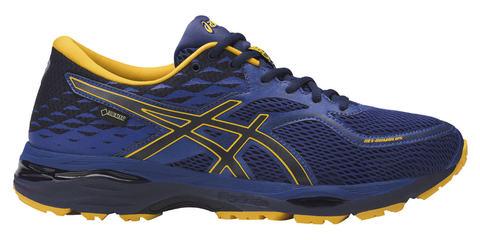 Кроссовки для бега мужские Asics Gel Cumulus 19 GoreTex темно-синие