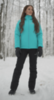 Nordski Pulse теплый лыжный костюм женский - 1