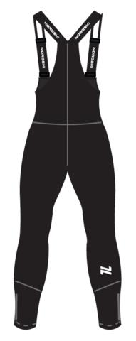 Nordski Jr Active детские разминочные лыжные штаны