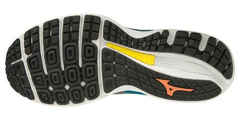 Mizuno Wave Sky 3 кроссовки для бега мужские бирюзовые