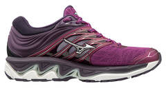 Mizuno Wave Paradox 5 кроссовки для бега женские фиолетовые