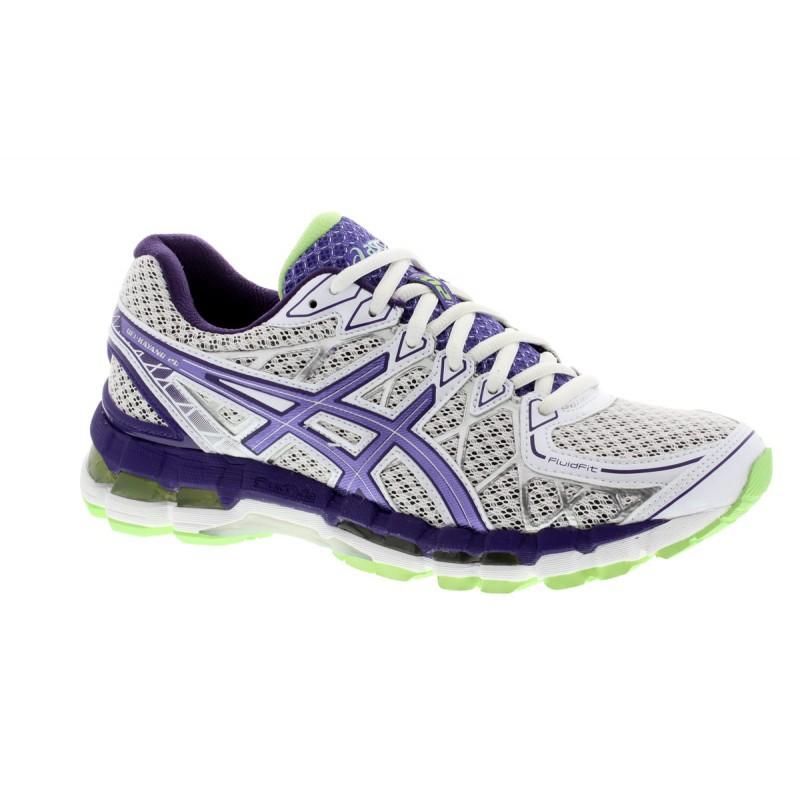 Asics Gel-Kayano 20 кроссовки для бега женские T3N7N 0136 - 3