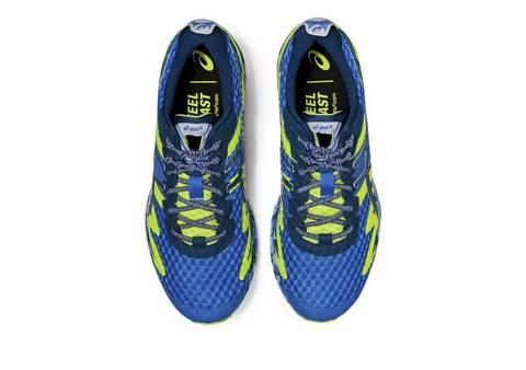 Asics Gel Noosa Tri 12 кроссовки для бега мужские синие