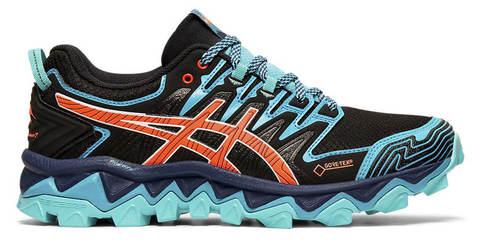 Asics Gel Fujitrabuco 7 GoreTex кроссовки для бега женские черные-синие