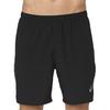 Asics Silver 7in 2-in-1 Short шорты для бега мужские черные (РАСПРОДАЖА) - 1