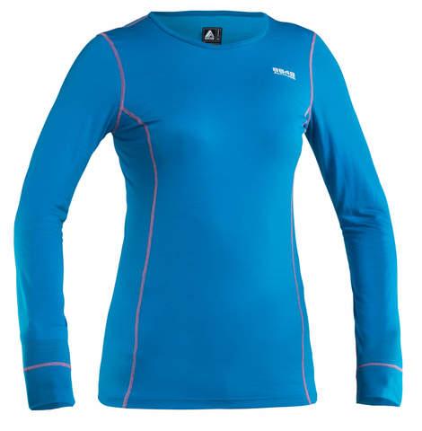 Термобелье футболка 8848 Altitude SAHANNAH женская TURQUOISE