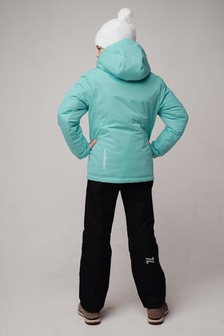 Nordski Jr Montana утепленная прогулочная лыжная куртка детская sky