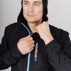 Nordski Run куртка для бега мужская Black-Blue - 3