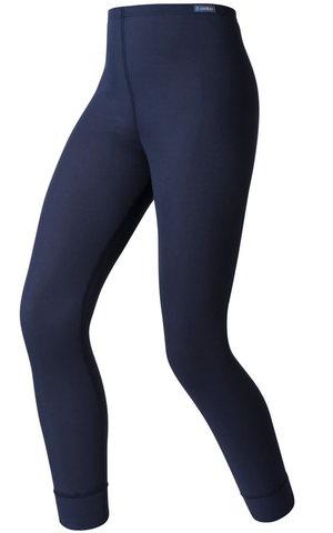 Odlo Warm детские терморейтузы темно-синий