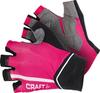Велоперчатки Craft Performance розовые - 1