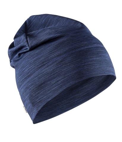 Craft Melange Jersey шапка синяя
