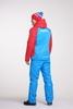 Nordski Jr National детский прогулочный костюм синий-красный - 2
