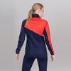 Nordski Jr Premium лыжный костюм детский blueberry-red - 4
