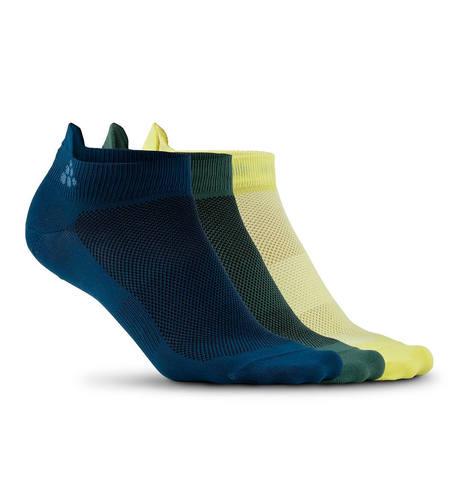 Комплект спортивных носков Craft Cool 3 пары короткие