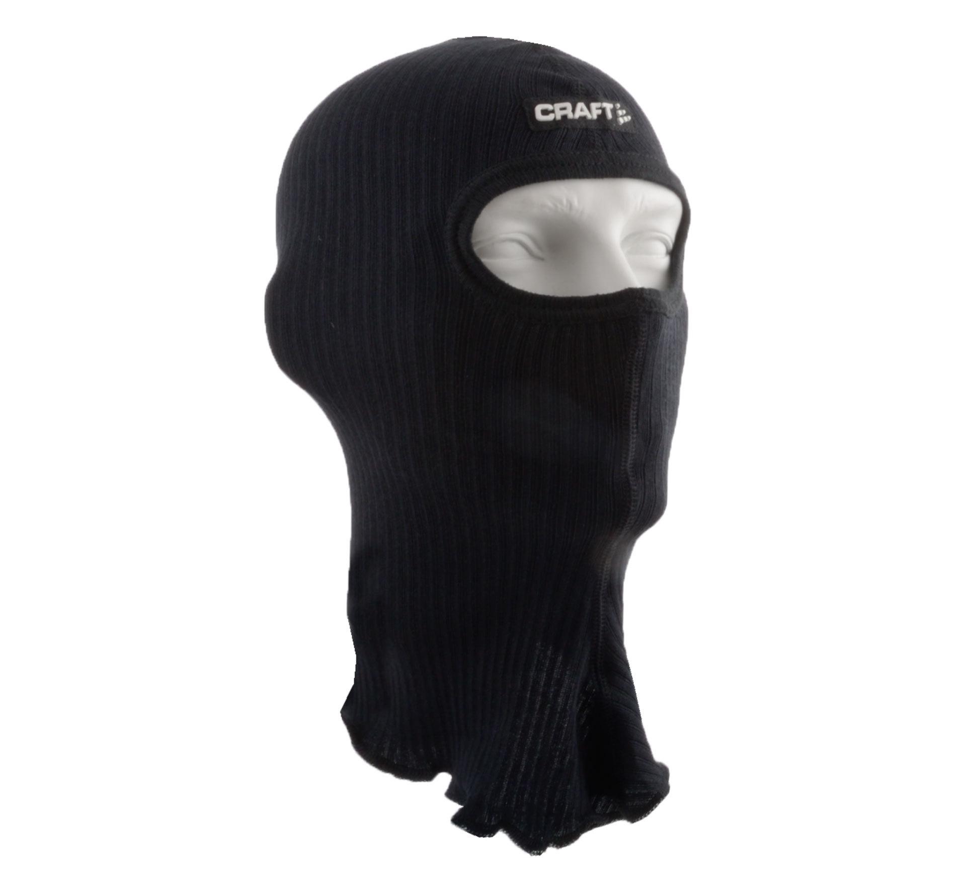 Шлем-маска Craft Active черная - 2