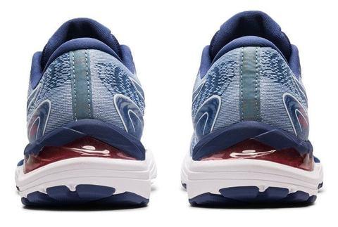 Asics Gel Cumulus 23 беговые кроссовки женские голубые