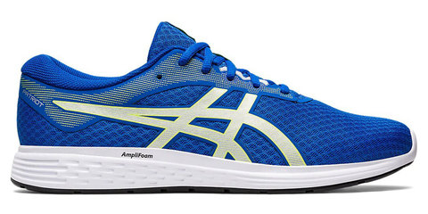 Asics Patriot 11 кроссовки для бега мужские синие