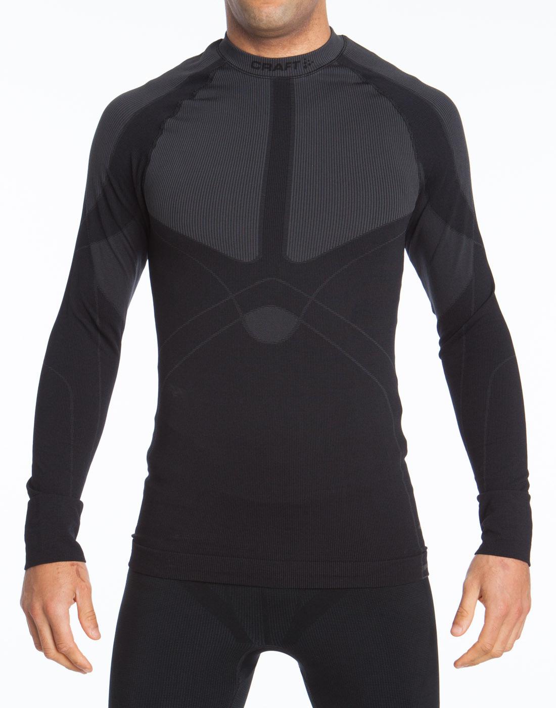 CRAFT WARM мужское термобелье рубашка - 5