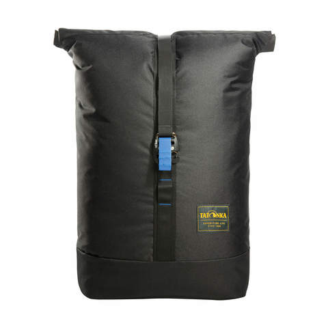 Tatonka City Rolltop Pack 27 городской рюкзак black