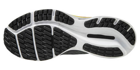 Mizuno Wave Rider 24 кроссовки для бега мужские черные