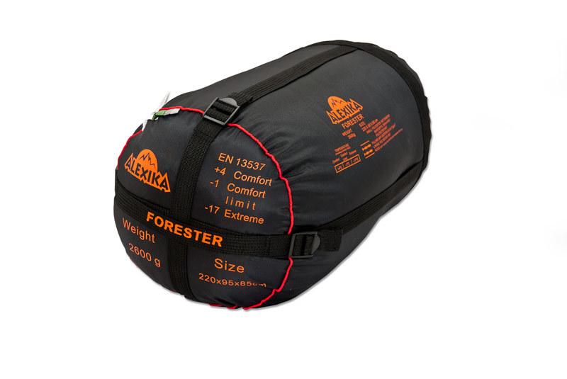 Alexika Forester спальный мешок туристический - 5