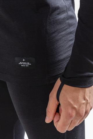 Craft Merino Lightweight термобелье мужское рубашка c шерстью