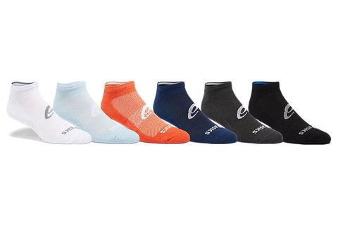 Asics 6ppk Invisible Sock комплект носков mix