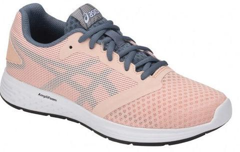 Asics Patriot 10 GS кроссовки для бега детские розовые