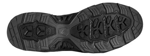 ASICS GEL-FUJITRABUCO 5 G-TX мужские кроссовки внедорожники черные (Распродажа)