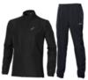 ASICS RUNNING WOVEN мужской костюм для бега черный - 1