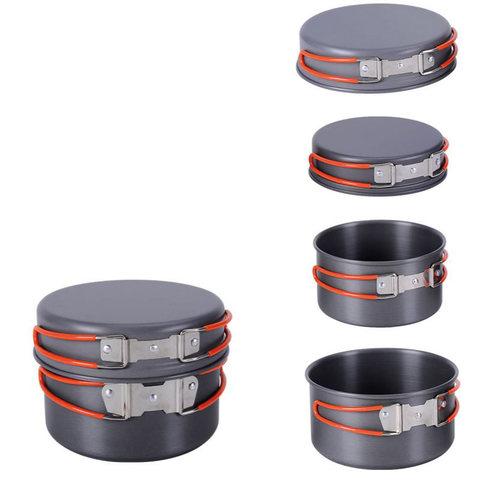 Fire-Maple FMC-K7 набор туристической посуды