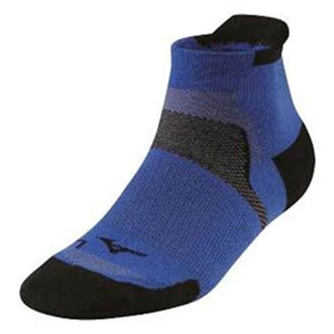 Mizuno Drylite Race Low носки черные-синие