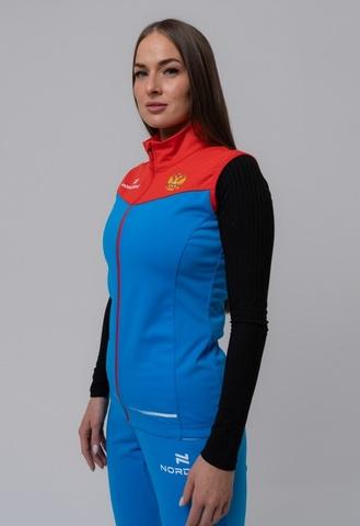 Nordski Pro лыжный жилет женский Rus