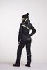 Nordski Premium женская утепленная лыжная куртка black/green - 2