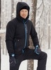 Nordski Montana утепленная куртка мужская черная - 3