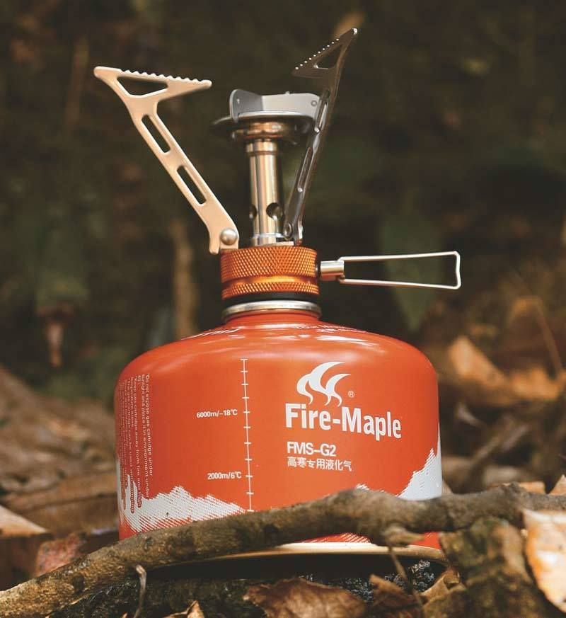 Fire-Maple FMS-103 портативная газовая горелка - 2